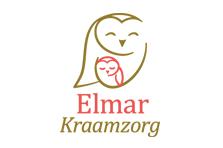 Logo ontworpen voor Elmar Kraamzorg