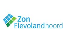 Logo ontworpen voor Zon Flevoland Noord