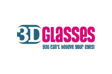 Logo ontworpen voor 3D Glasses