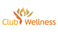Logo ontworpen voor Club Wellness