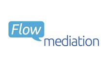 Logo ontworpen voor Flow mediation