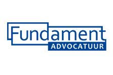 Logo ontworpen voor Fundament Advocatuur