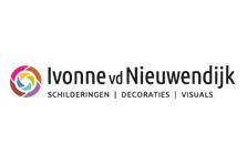 Logo ontworpen voor Ivonne vd Nieuwendijk