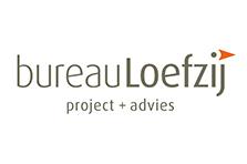 Logo ontworpen voor bureau Loefzij