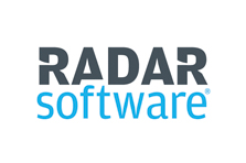 Logo ontworpen voor RADAR software