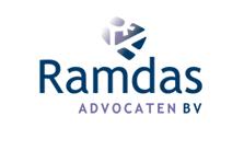 Logo ontworpen voor Ramdas Advocaten Rotterdam