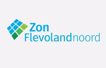 Zon Flevoland Noord - logo ontwerp